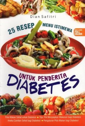 resep sayuran untuk penderita diabetes