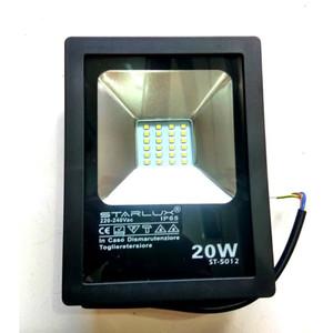 Lampu Sorot Led Starlux 20 Watt Putih