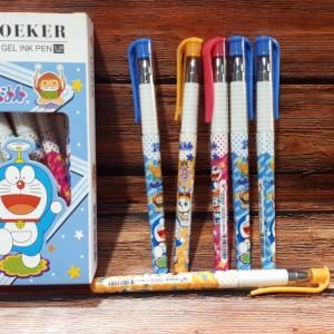 Pulpen Karakter Doraemon