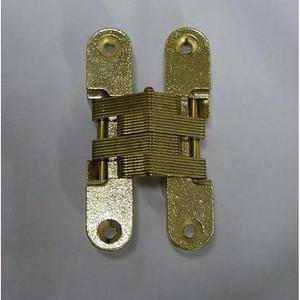 Engsel Tersembunyi - FLYWHEEL Concealed Hinge - Brass TERMURAH