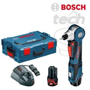 Mesin Obeng Baterai Sudut / Angle Bosch GWI 10.8 V-Li - 2 Baterai