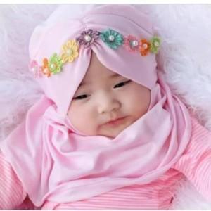 Jual Jilbab Bayi Lucu Kerudung Anak Cantik Kerudung Aisyah Mutiara Jakarta Barat Store Sephia Tokopedia