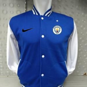 Jaket Bola Manchester City kode 01