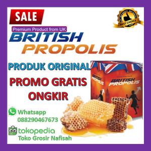 British Propolis IPPHO SANTOSA Asli Original 100%