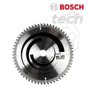 "Mata Gergaji Circular Saw Blade Bosch Multi Material 7"" - 60T"