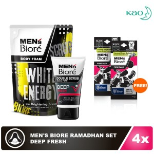 Men's Biore Ramadhan Set - Deep Fresh