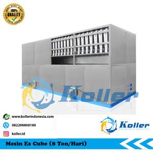Mesin Es Cube CV8000 (8 Ton Per 24 Jam)