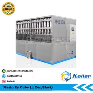 Mesin Es Cube CV4000 (4 Ton Per 24 Jam)