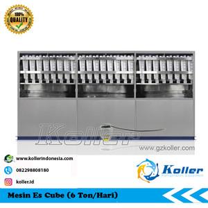 Mesin Es Cube CV6000 (6 Ton Per 24 Jam)