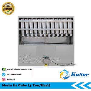 Mesin Es Cube CV3000 (3 Ton Per 24 Jam)