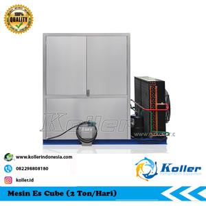 Mesin Es Cube CV2000 (2 Ton Per 24 Jam)