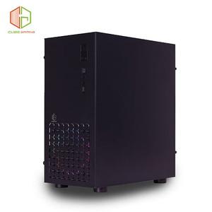 CUBE GAMING VRED V2.0 BLACK - M ATX - Full Acrylic Window