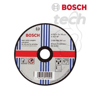 Mata Gerinda / Batu Potong Besi / Cutting Disc 4x2 Bosch (267)