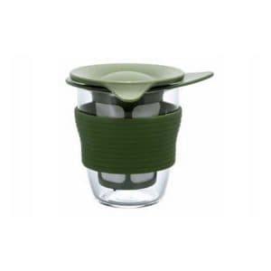 Hario Handy Tea Maker Olive Green HDT-M-OG
