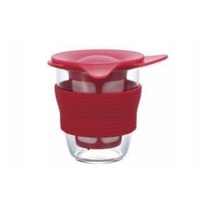 Hario Handy Tea Maker Red HDT-M-R