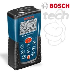 Meteran Laser Digital Bosch - Dle40 Professional
