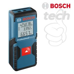Meteran Laser Digital Bosch GLM 30 / GLM30 Professional