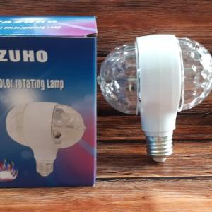 Lampu Disco Led Dua Sisi Bolak Balik