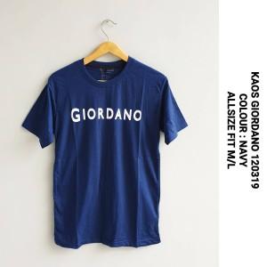 T-Shirt Kaos Giordano 120319