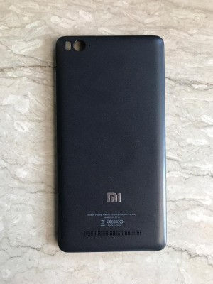 Back Case HP Xiaomi Mi4c Warna Hitam