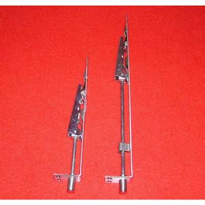 CASA Flush Bolt - 6 inch - Untuk Pintu Kayu - TERMURAH