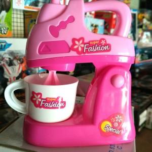 Mainan kitchen mixer mini special mainan mikser kue