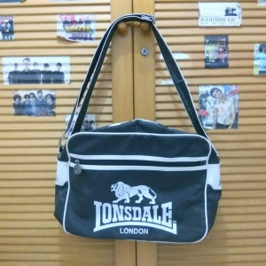 Tas Selempang Lonsdale LL flight bag 00