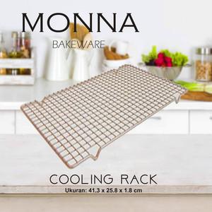 Cooling Rack Rak Pendingin Monna Bakeware Rak Pendingin kue
