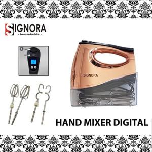 Hand Mixer Digital Signora