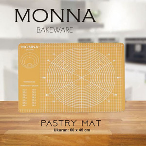 Pastry Mat Silpat Silicon Mat Monna Bakeware