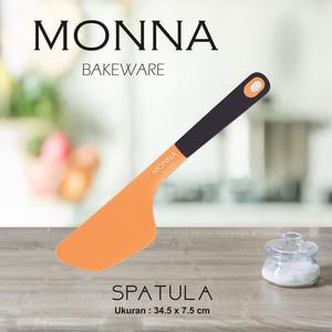 Spatula Monna Bakeware Sutil Silicone Monna SPatula SIlicone