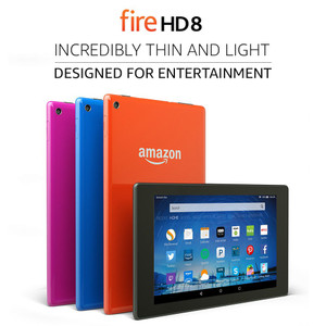 "AMAZON Kindle Fire HD 8 Tablet, 8"", Latest Editions, with Ads"