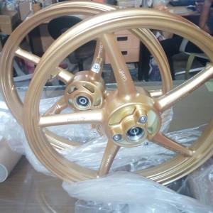 RCB VELG SP522 GOLD SATRIA FU