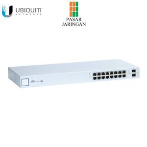 Ubiquiti Unifi Switch US‑16‑150W Managed PoE+ Gigabit Switch