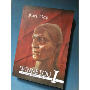 Buku Karl May (Winnetou 1 – Kepala Suku Apache