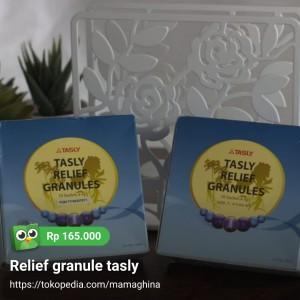 Tasly relief granule