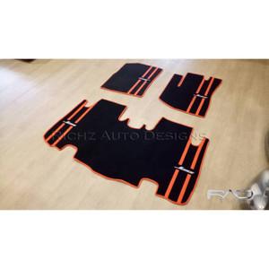 Karpet Beludru Basic Honda Jazz thn 2008