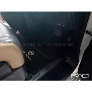 Karpet Beludru Premium Re Nissan Serena thn 2014 Full bagasi