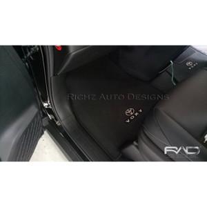 Karpet Karet Mobil Toyota Voxy Full Bagasi - Custom Fitted