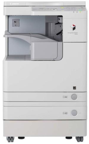 Canon iR 2530W Platen Fotocopy A3, BW