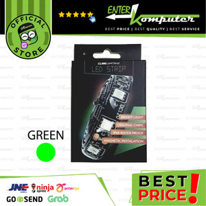 CUBE GAMING LED Strip Version 2.0 - Magnetic Instalation - 30cm Green
