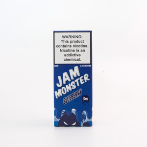 JAM MONSTER BLUBERRY 100ML