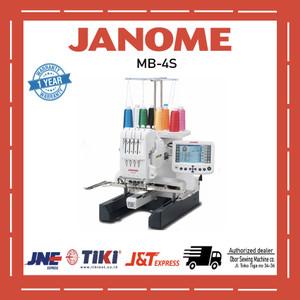 Mesin bordir Janome MB 4S