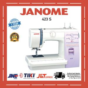 Mesin jahit Janome 423S