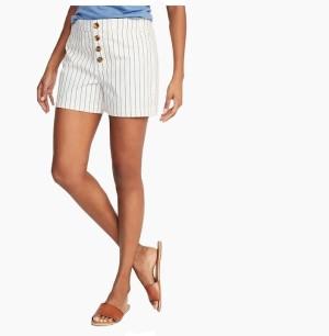 Celana Pendek Wanita Shorts Striped Pakaian Brandeed Original Murah