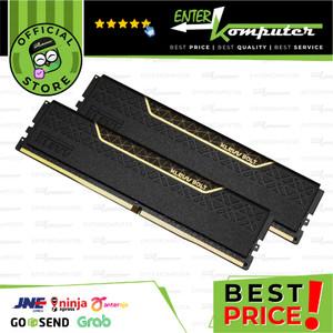 KLEVV DDR4 BOLT Series PC19200 2400MHz Dual Channel 8GB (2X4GB) - KM4