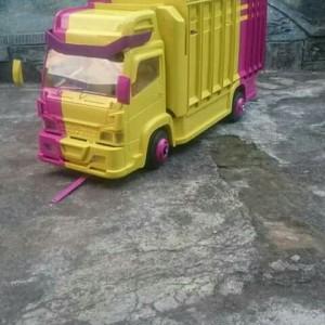 Jual Miniatur Truk Kab Blitar Wahyu115 Tokopedia
