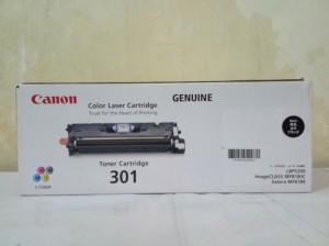 CANON Catridge 301 Black Color – Catridge 301 Black