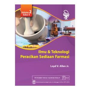 EGC Ilmu & Teknologi Peracikan Sediaan Farmasi Vol. 2 Edisi 4