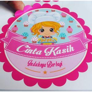 Biaya Cutting Sticker Sesuai Pola custom